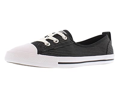 4605785c69230f Amazon.com  Converse Chuck Taylor All Star Ballet Lace Micro Dot Slip-On   Shoes