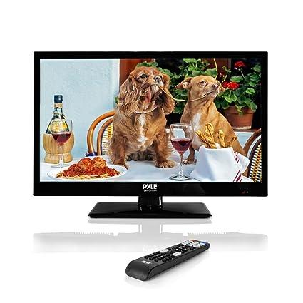 f25c3b661 Amazon.com  Pyle 18.5-Inch 1080p LED TV