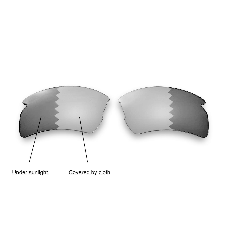 274eebacaa404 Walleva Lentes de Repuesto para Oakley Flak 2.0 XL Gafas de Sol - 21  Opciones Disponibles  Amazon.es  Deportes y aire libre