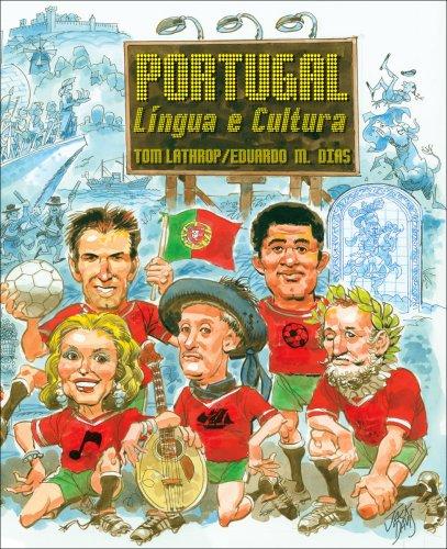 Portugal: Lingua E Cultura (Portuguese Edition)