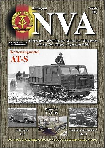Tankograd NVA 01 Fahrzeuge und Waffen der Nationalen Volksarmee Bilder//Fotos