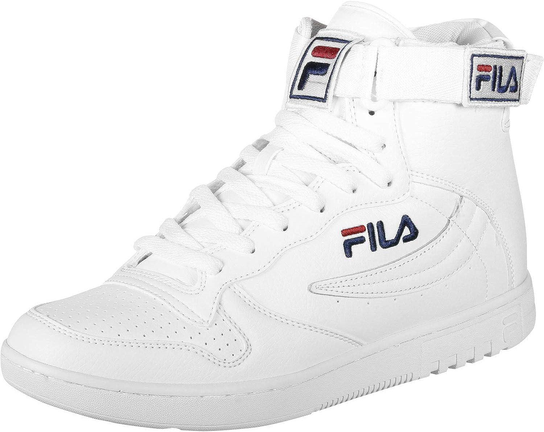 Fila Baskets FX100 Mid Blanc Blanc 45: