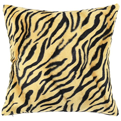 16' Decorative Throw Pillow - Plush Multi-zise Animal Grain Print Stuffed Bed Throw Pillow LivebyCare Filled Cushion Filling Bed Pillows Cover Pattern Zipper For Decor Decorative Bed Family Room