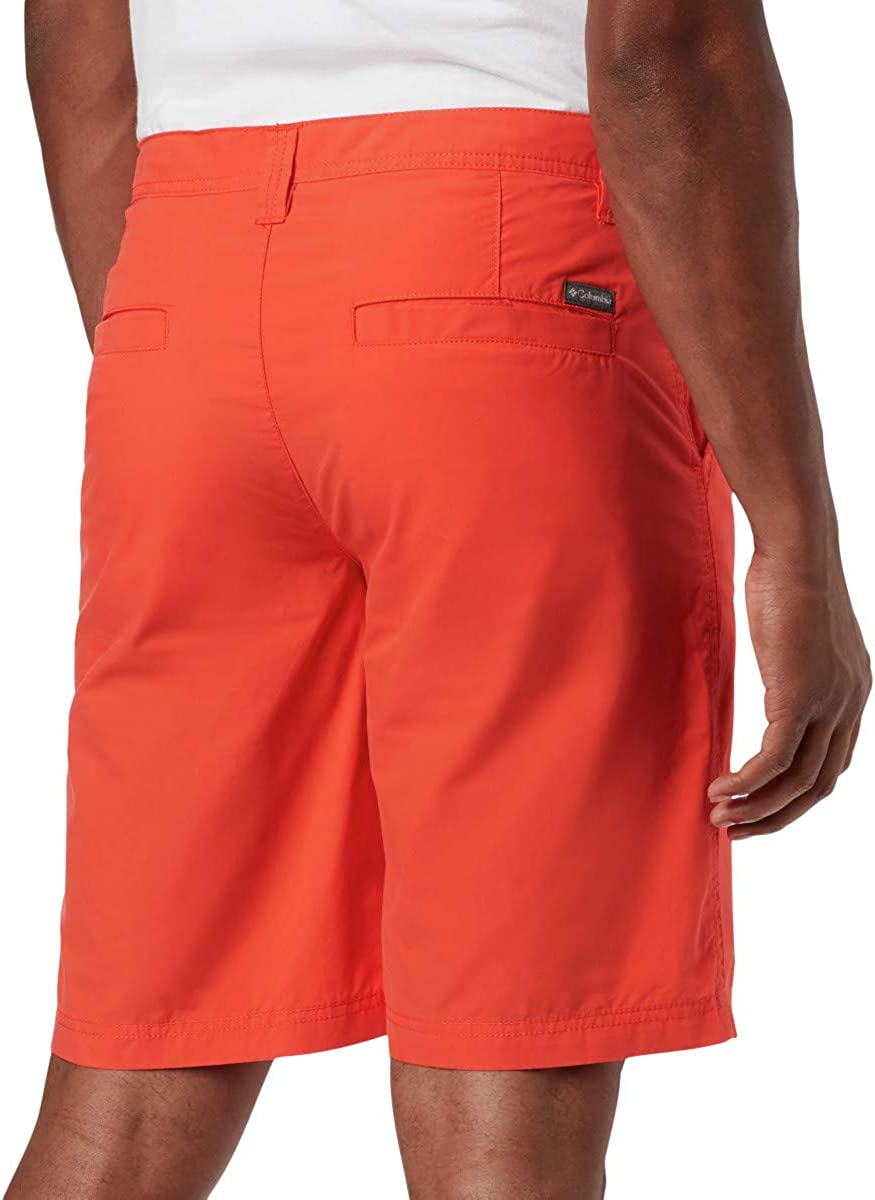 Columbia Mens Washed Out Comfort Stretch Casual Short Casual Shorts