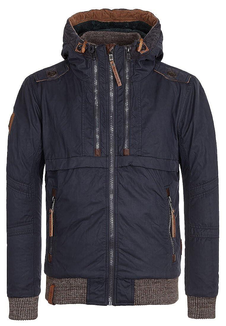 Naketano Male Jacket Papst Inner Tasche 1830-0519