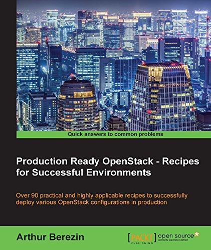 Download OpenStack Configuration Cookbook Pdf