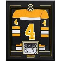 $911 » Signed Bobby Orr Jersey - 1970 Cup Goal 36x44 Framed - Autographed NHL Jerseys