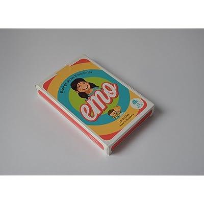 Mut Kids- EMO El Juego de Las Emociones, Color Rojo, 9 x 13.5 x 3 cm (Silvia Dolz Dominguez 005): Juguetes y juegos