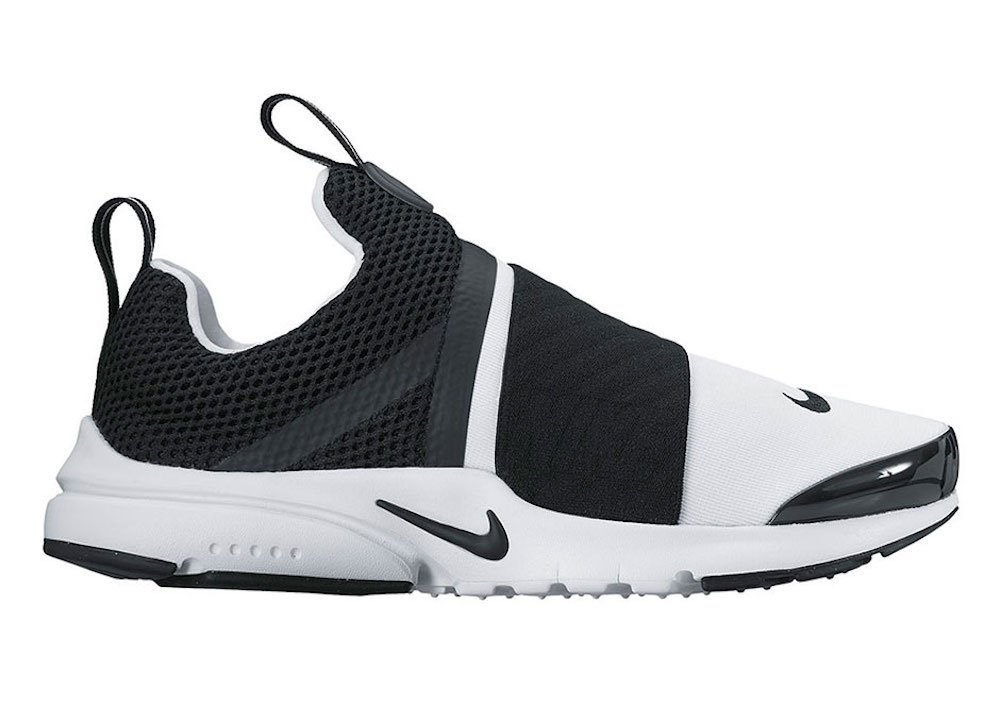 963a79c2b63182 Galleon - Nike - Presto Extreme GS - 870020100 - Color  Black-White - Size   7.0
