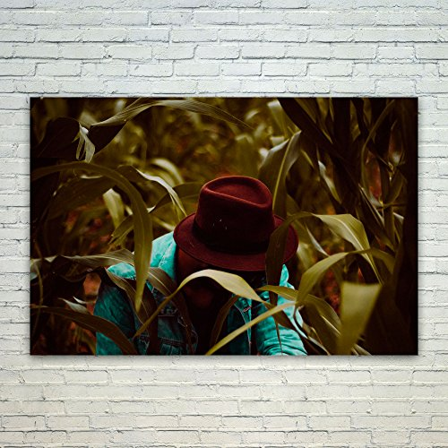 Westlake Art Look Style - Poster Print Wall Art - By Modern Picture Photography Home Decor Office Birthday Gift - Unframed 12x18 Inch (Cowboy Hats Near Me)