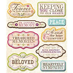 K&company Funeral Sticker Medley