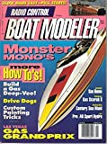 img - for Radio Control Boat Modeler Magazine, May 1993 (Vol. 7, No. 4) book / textbook / text book