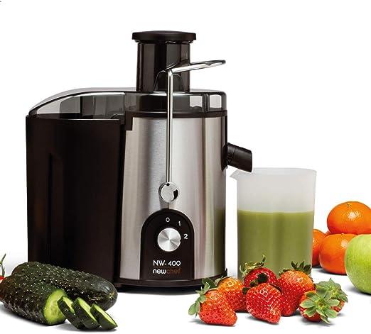 NEWCHEF Licuadora Para Verduras y Frutas NW-4OO, Exprimidor de ...