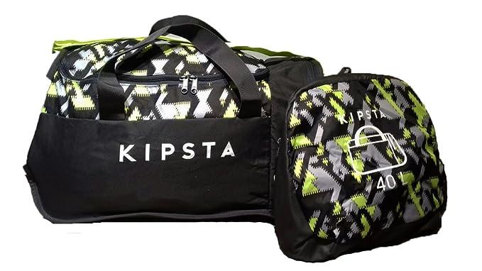 fc34c5d0d2 Kipsta, Sac de voyage Gris Multicolore m: Amazon.fr: Bagages;