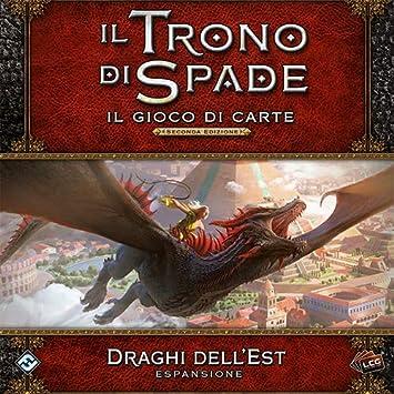 Asmodee Italia-Juego de Tronos LCG 2nd Ed. Juego de Mesa expansión ...