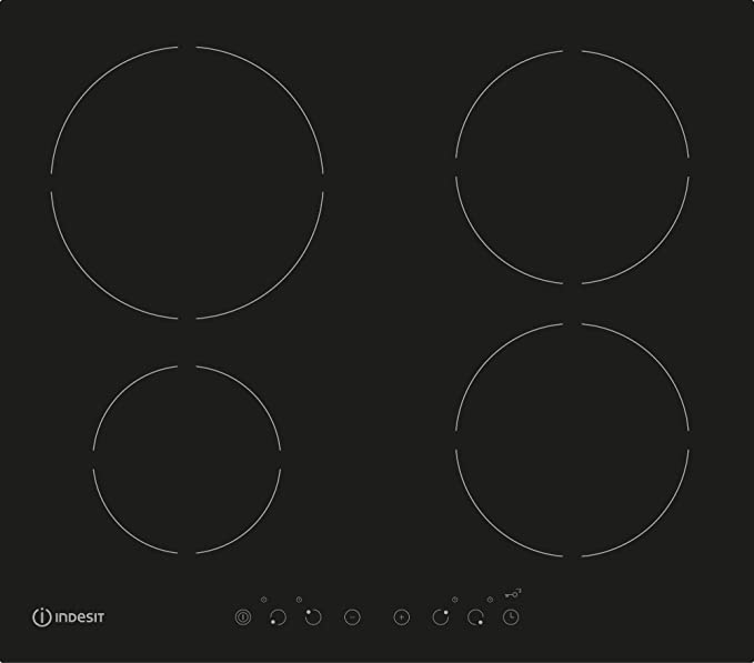Indesit - placas inducción ivia 640 C -: Amazon.es: Grandes ...