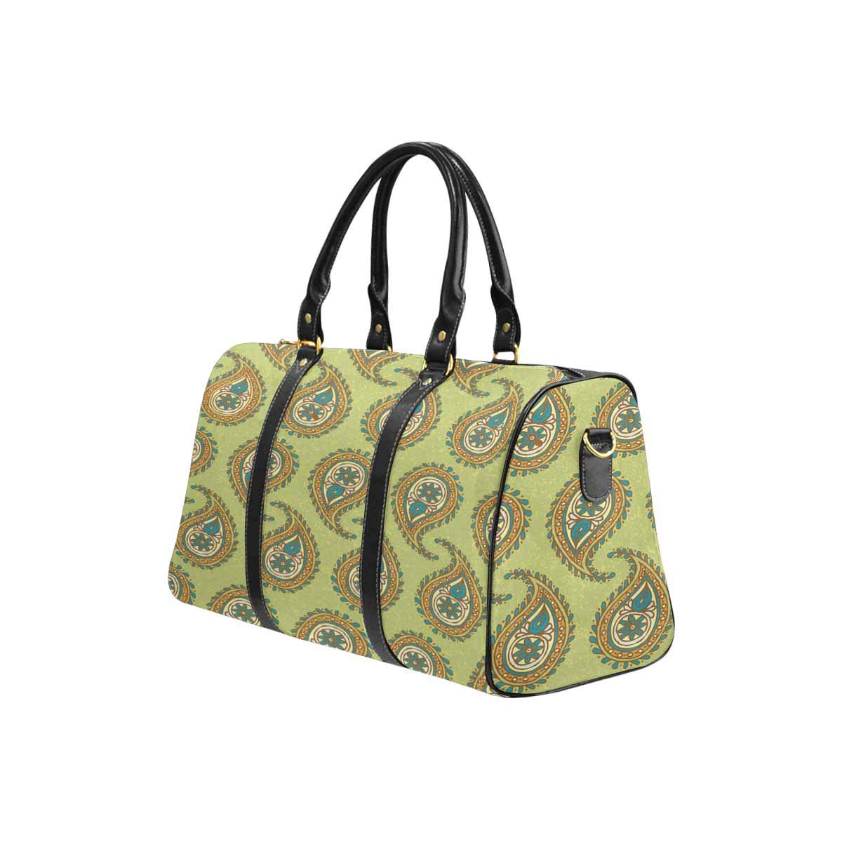 Large Weekender Carry-on Paradise Beach Palms Ambesonne Tropical Gym Bag