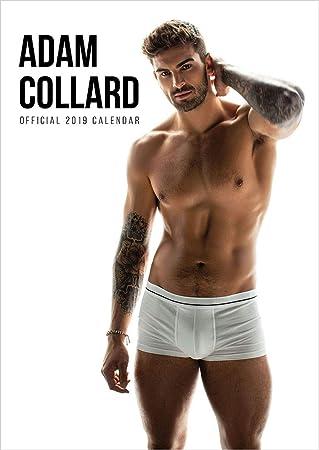 Adam Collard Official 2019 Calendar A3 Wall Calendar Amazoncouk