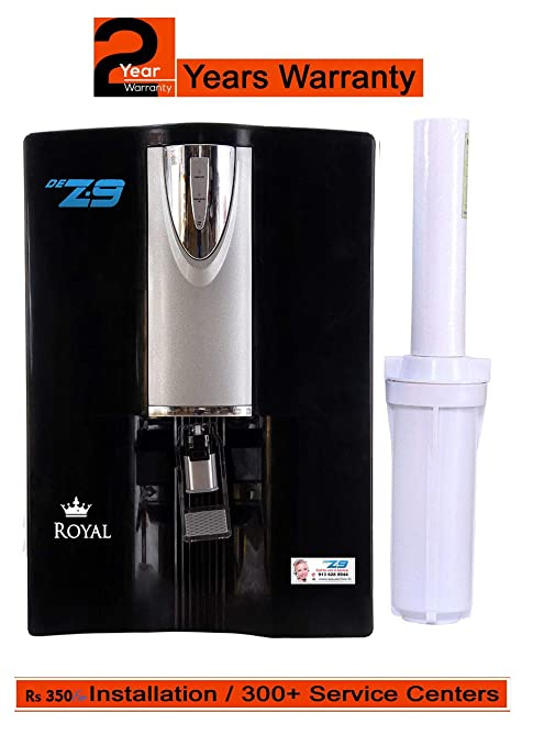 dd0ed8bc2c Image Unavailable. Image not available for. Colour: Misty B Royal 15 LTR ROUVUF  Water Purifier