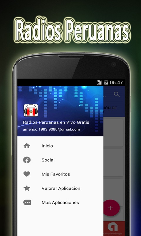 Amazon.com: Radios Peru - Radios PeruVian Online Fre: Appstore for Android