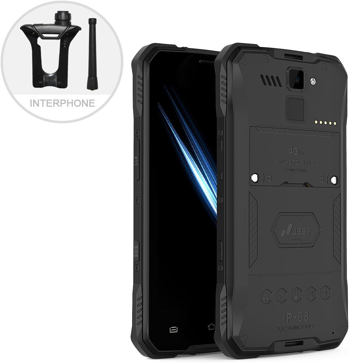 Jesy J7 4G LTE Teléfono Móvil Walkie-Talkie 4.7 Pulgadas Android ...