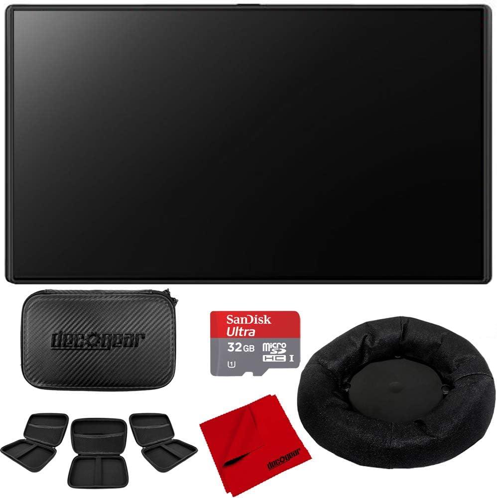 Garmin DriveSmart 65 Premium Navigator with Hard Case, Dash Mount, and Cleaning Cloth