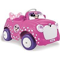 Minnie Mouse Minnie Coche Radio Control Color Rosa Famosa 800010251