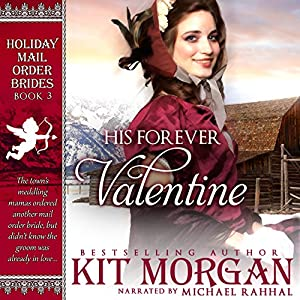 His Forever Valentine Audiobook