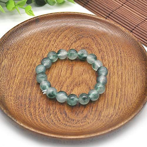 Werrox Fashion 7Chakra Lava Rock Stone Beaded Bracelet Charm Lion/Buddha Bracelet | Model BRCLT - 24686 | ()