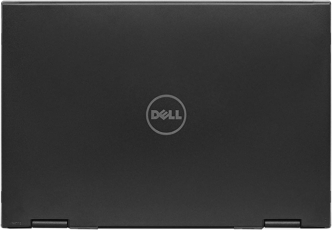 "mCover Hard Shell Case for 13.3"" Dell Latitude 13 3390 2-in-1 Business Laptop Computers Released After Jan. 2018 (NOT Compatible with Other Dell Latitude Computers) (Black)"