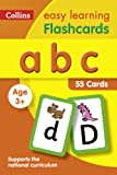 Collins Easy Learning Preschool – abc Flashcards