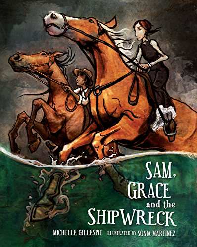 Sam, Grace and the Shipwreck by Fremantle Press (Image #1)