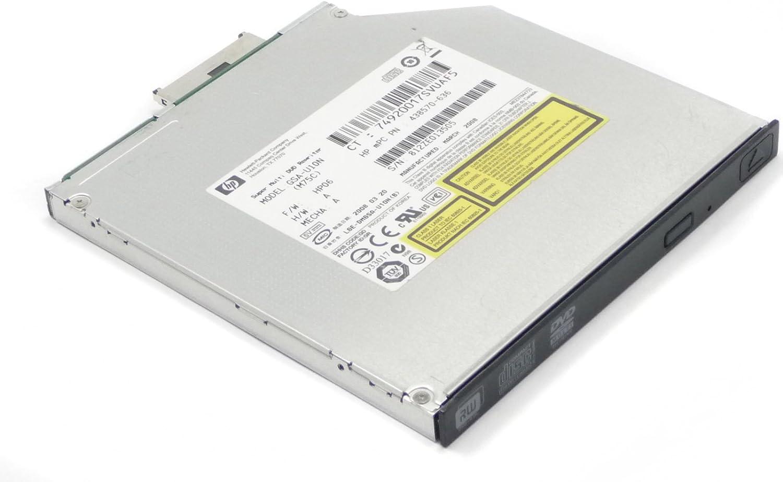 438570-636 HP DVD?RW drive (Multibay II) - 8X DVD read, 8X max DVD write -