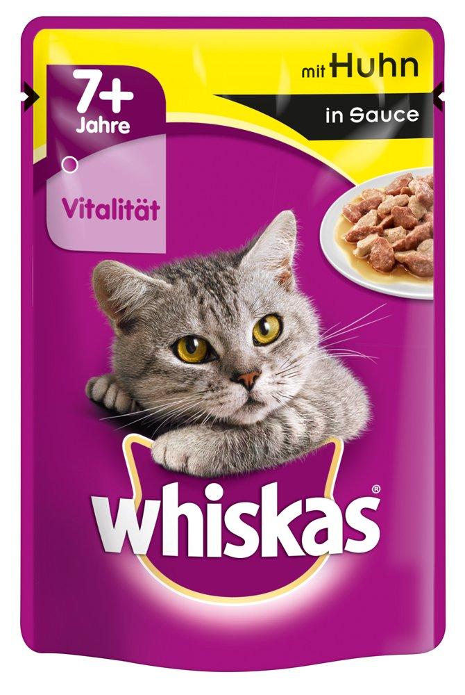 whiskas Ragout Pienso húmedo para Gatos de más de 7 años