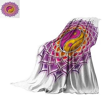 Amazon.com: Anhuthree - Manta de loto con diseño de ...