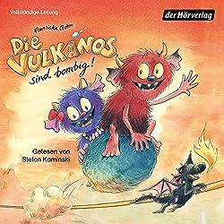 Die Vulkanos sind bombig! (Die Vulkanos 2)