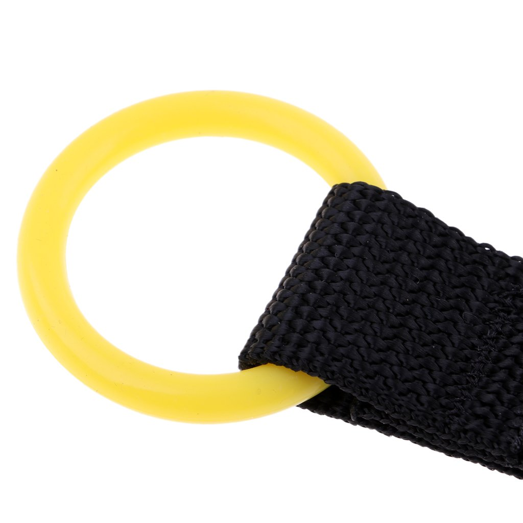 Fits Standard Mouthpiece Choice of Color Perfeclan Scuba Diving Octopus Holder Webbing Strap Clip Hook