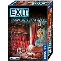 KOSMOS Spiele 694029  - EXIT - Das Spiel - Der Tote im Orient-Express