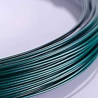 Alambre plastificado 3.0 mm / 1 Kg /
