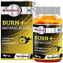 StBotanica Burn Weight Management 90 VegCaps