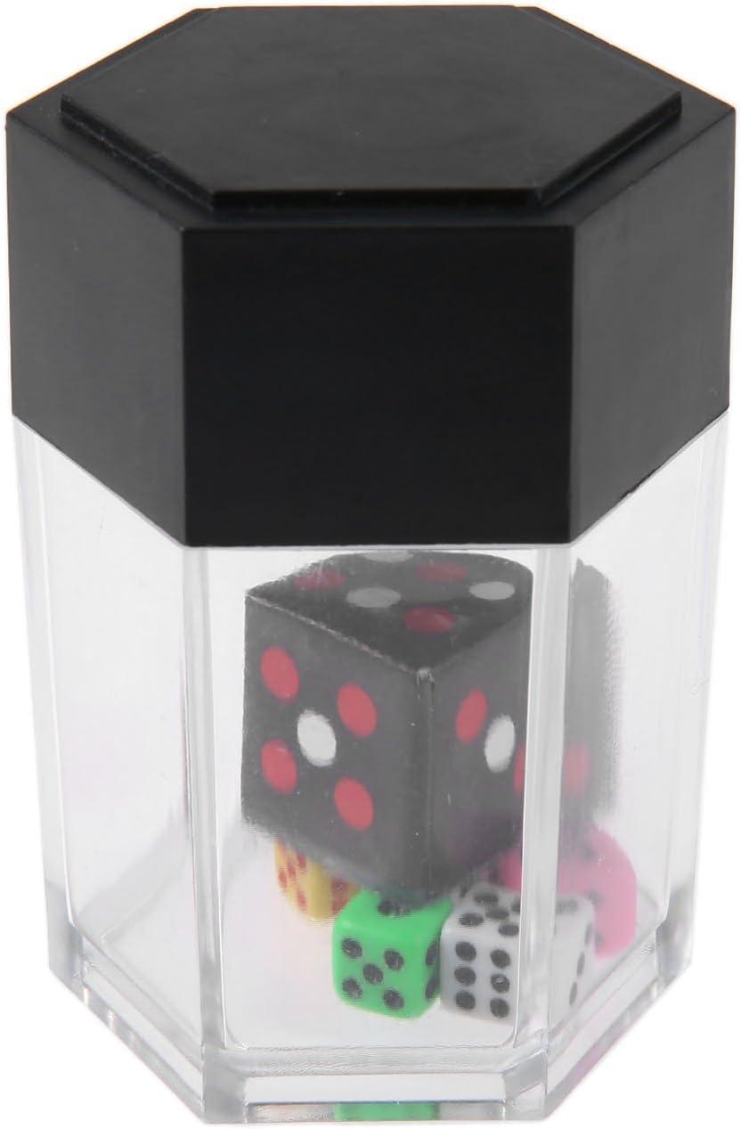 Yetaha 2pc Big Explode Explosion Dice Close Up Magic Trick Joke Prank Toy Children Kids Gift