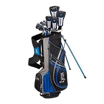 Lynx Nueva Predator 17 piezas Juego completo de golf ...