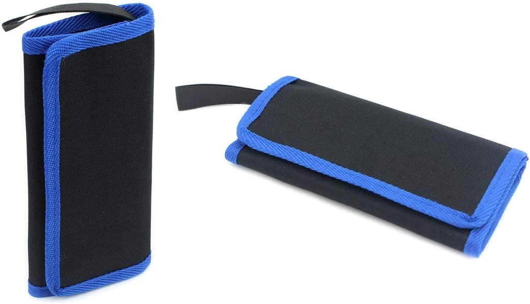 iPartsBuy Repair Tool Kit JF-8173 18 in 1 Multi-Functional Repair Tool Set with Bag for Mobile Phones of Variety