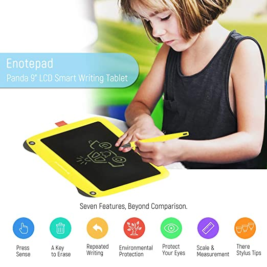aibecy enotepad LCD Escritura Tablet Kids Drawing Board Pads ...