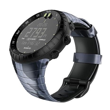 FINTIE Bracelet pour Suunto Core Montre de Running GPS: Amazon.fr: High-tech