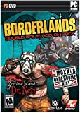 Borderlands Double Game Add-On Pack The Zombie Island of Dr. Ned and Mad Moxxi's Underdome Riot - PC by 2K