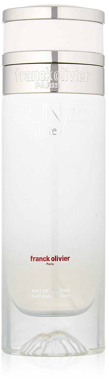 Franck Olivier Sun Java White for Women Eau de Parfum Spray, 2.5 Ounce
