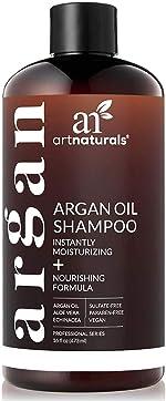 ArtNaturals Moroccan Argan Oil Shampoo - (16 Fl Oz / 473ml)