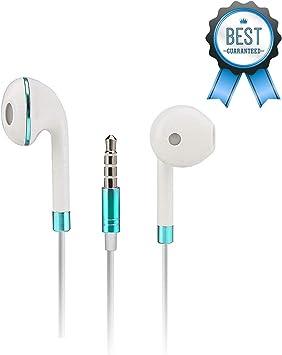 Auriculares in-Ear con Mando a Distancia y micrófono, compatibles ...