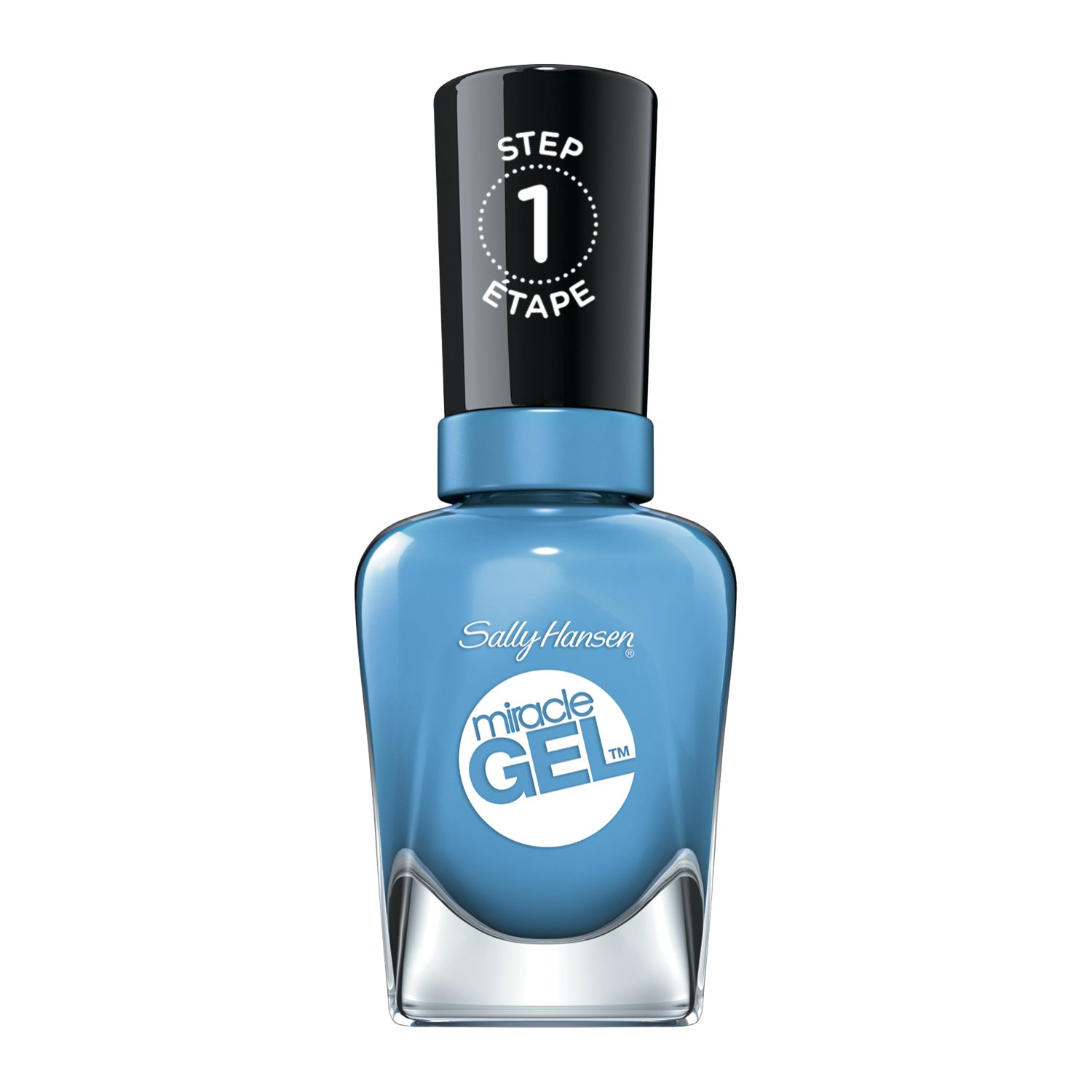 Sally Hansen Miracle Gel Rhythm and Blue, .5 Oz, Pack Of 1